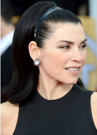 Julianna-Margulies-In-Chado-Ralph-Rucci-2013-SAG-Awards