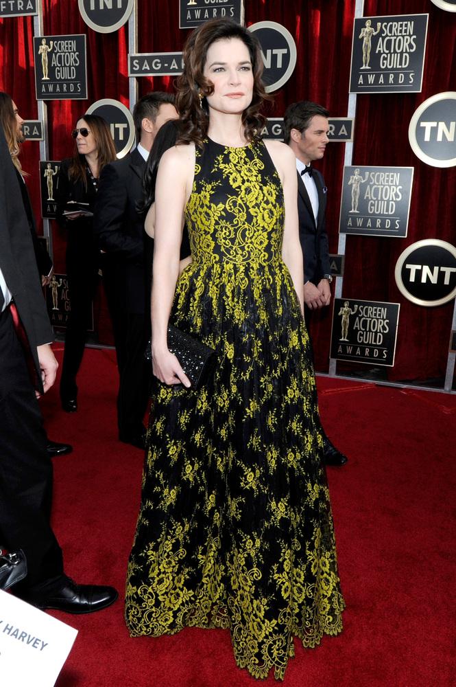 2014 Screen Actors Guild Fashion Review!