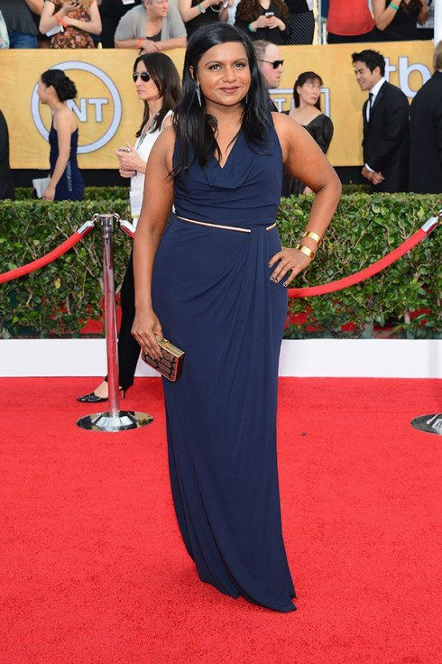 mindy-kaling-best-dressed-2014-sag