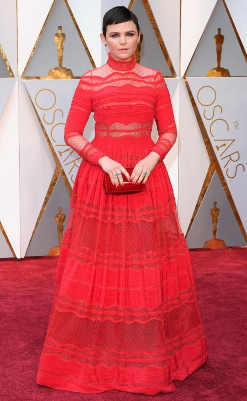 89th Annual Academy Awards, Arrivals, Los Angeles, USA - 26 Feb 2017