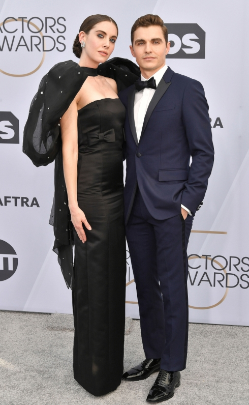 25th Annual Screen Actors Guild Awards, Arrivals, Los Angeles, USA - 27 Jan 2019