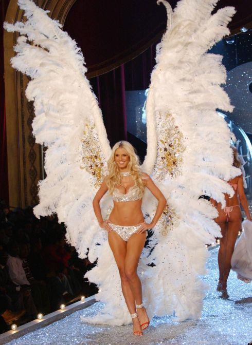 Heidi Klum Angel